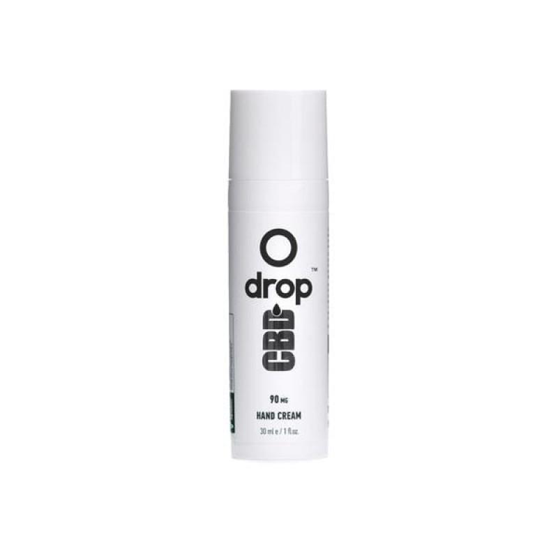 Drop CBD 90mg CBD Hand Cream 30ml