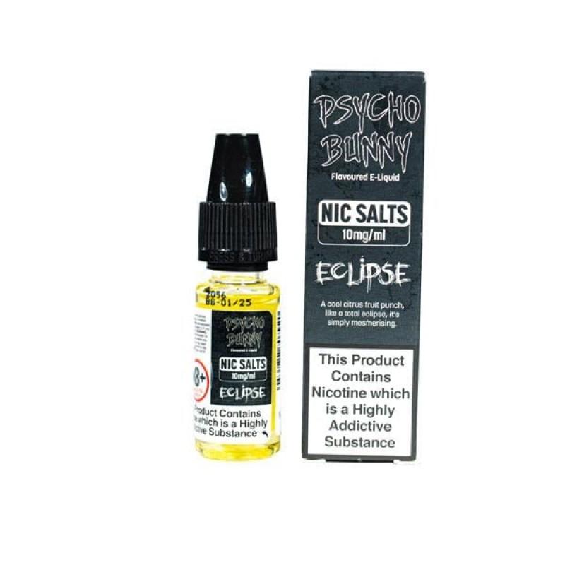 10mg Psycho Bunny Nic Salts 10ml (50PG/50VG)
